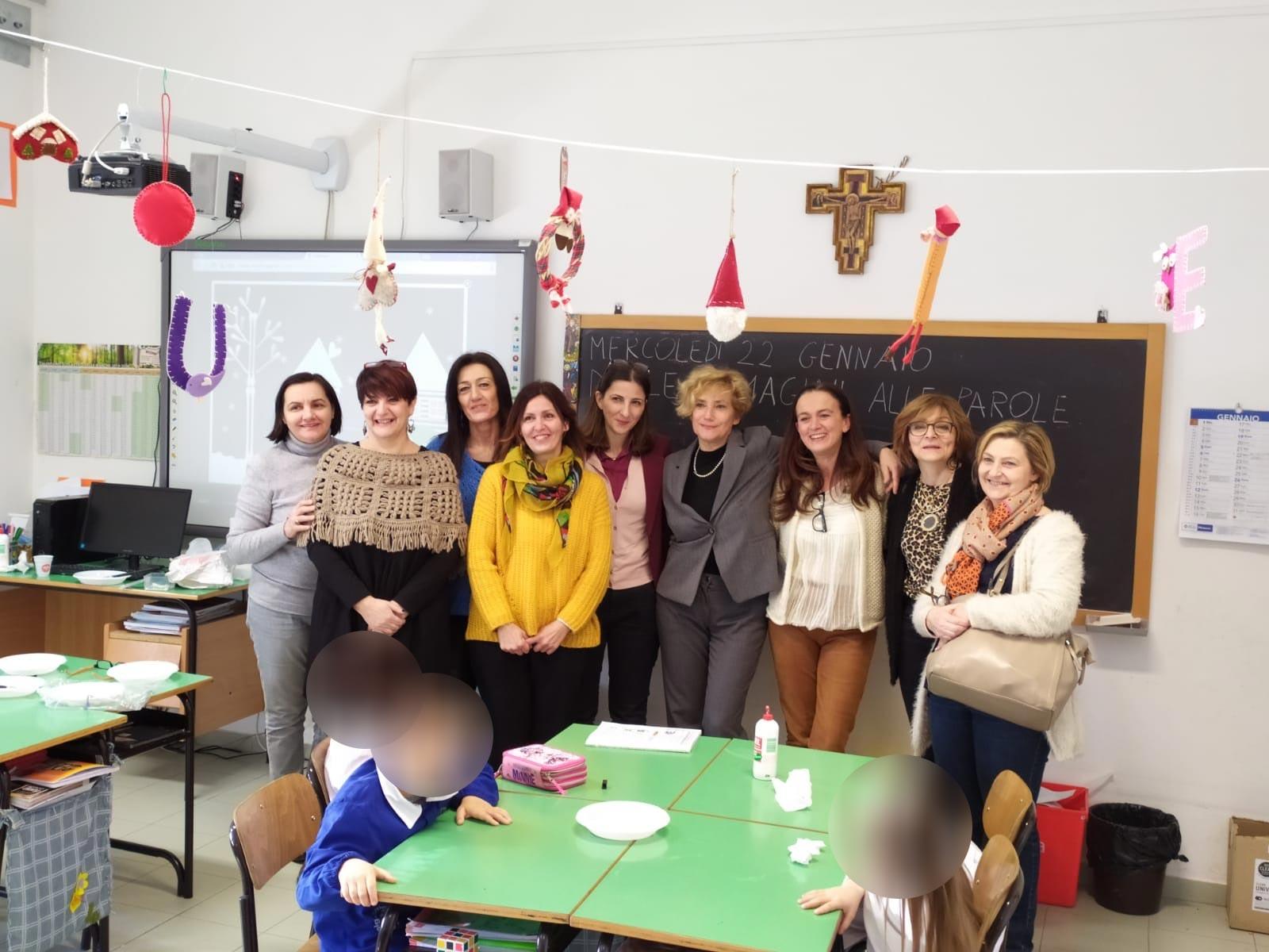 Rete MODi MOF: Visiting In Scuola Innovativa