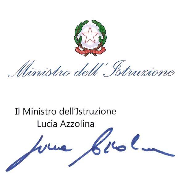 Lettera Del Ministro Dell'istruzione Alle Scuole