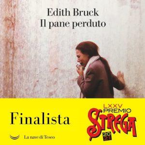 """WEBINAR CON LA SCRITTRICE EDITH BRUCK E PRESENTAZIONE DEL LIBRO """"IL PANE PERDUTO"""